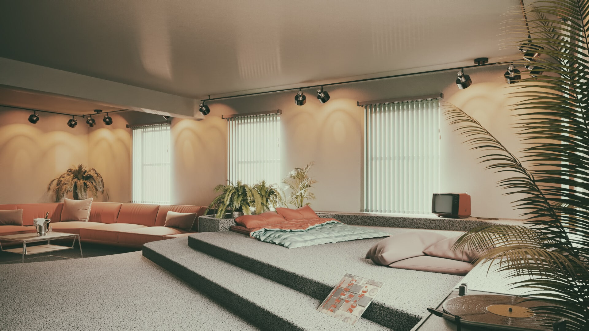 80's home decorating ideas